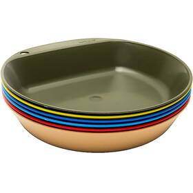 Wildo Camper Plate Deep - Multicolor